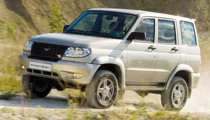 Автозавод УАЗ в России может выпустить спортивную версию внедорожника «Патриот»