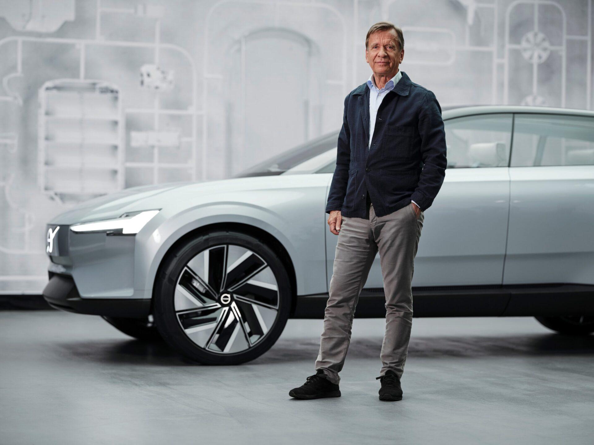Volvo превысил допандемийные объемы продаж в первом полугодии 2021 года