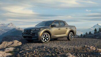 Пикап Hyundai Santa Cruz 2022 модельного года оказался дороже Ford Maverick в США