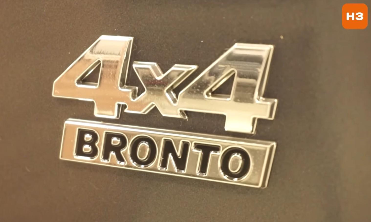 LADA 4x4 Bronto может вернуться в автосалоны через месяц