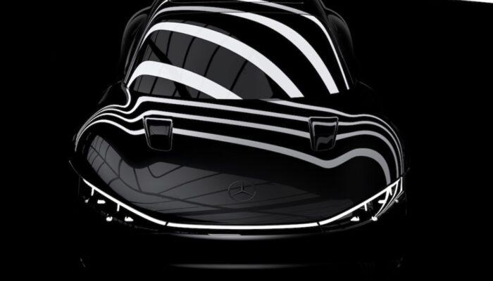 Mercedes покажет прототип электромобиля EQXX с пробегом до 1 000 км на одной заряде