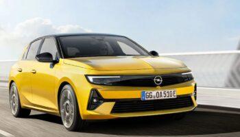Oper Astra 6 поколения может появиться в России