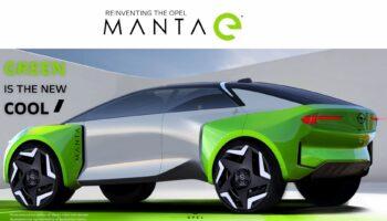 Opel за 7 лет планирует полностью перейти на электромобили