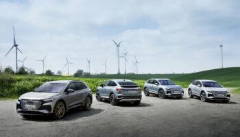 Audi сохранит двигатели внутреннего сгорания даже после их запрета в Европе