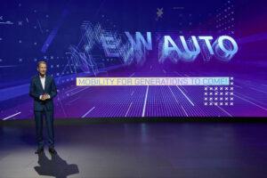 Volkswagen создаст единую платформу для электромобилей всех своих брендов