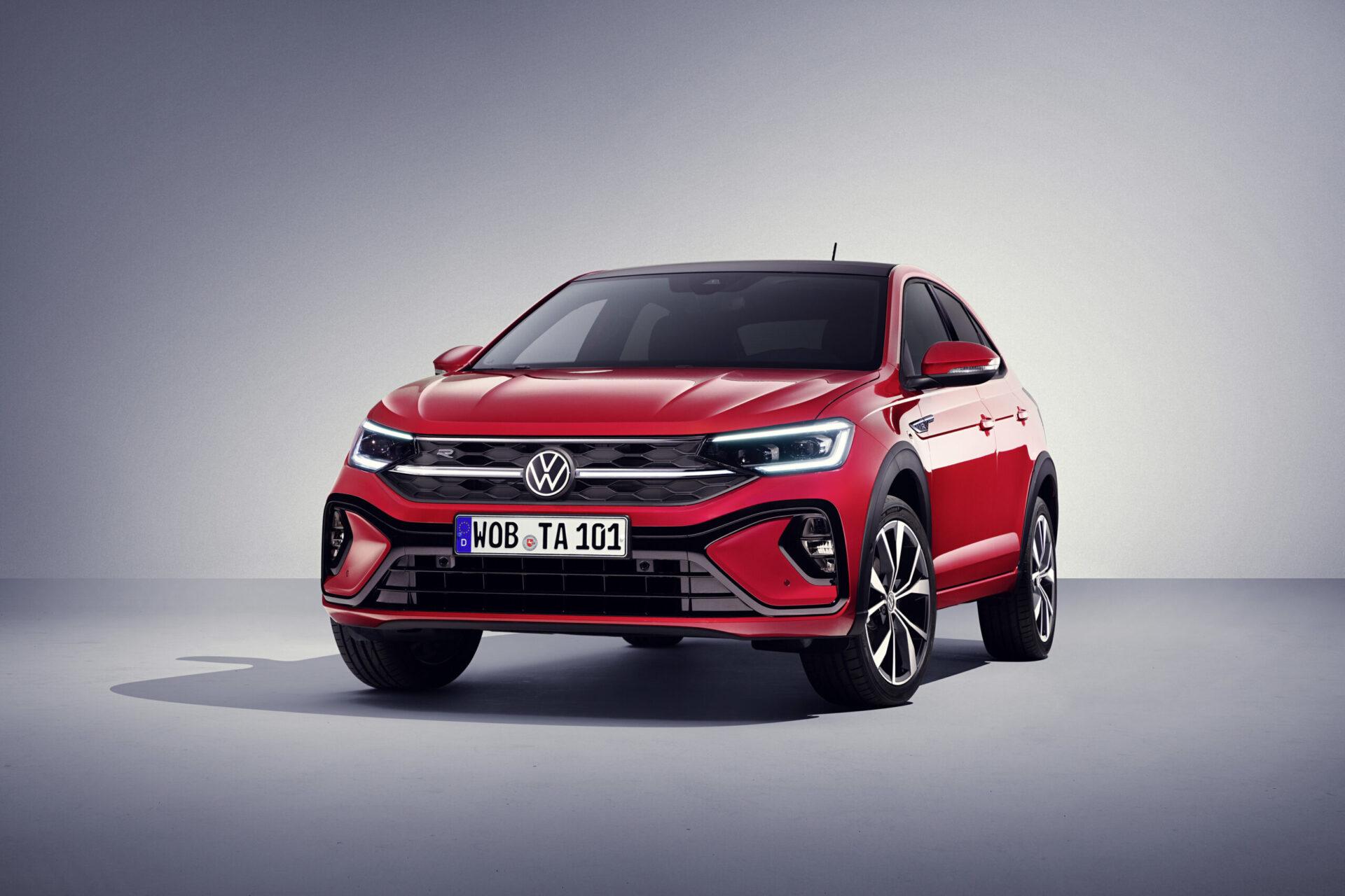 Volkswagen официально показал новый купе-кроссовер Taigo на видео