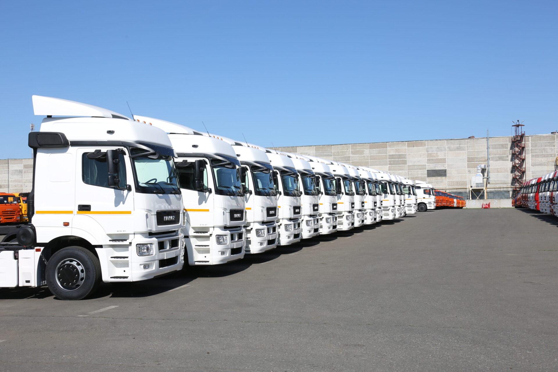 Самые популярные в России модели грузовиков за 5 месяцев 2021 года назвал Автостат