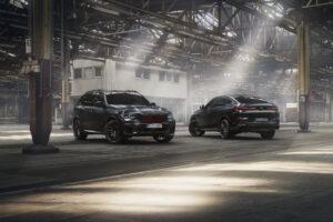 BMX X5 и X6 особой версии Edition Black Vermilion начали продавать в России