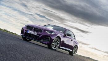 Новое купе BMW 2 серии Coupe будут продавать в России с бензиновым и дизельным мотором