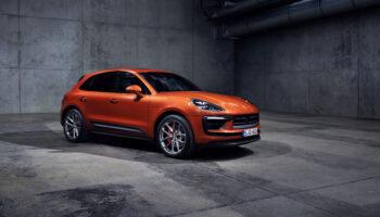 Porsche презентовал в России новый компактный кроссовер Macan и начал принимать заказы