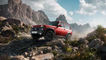 АвтоВАЗ официально объявил старт продаж LADA Niva Bronto