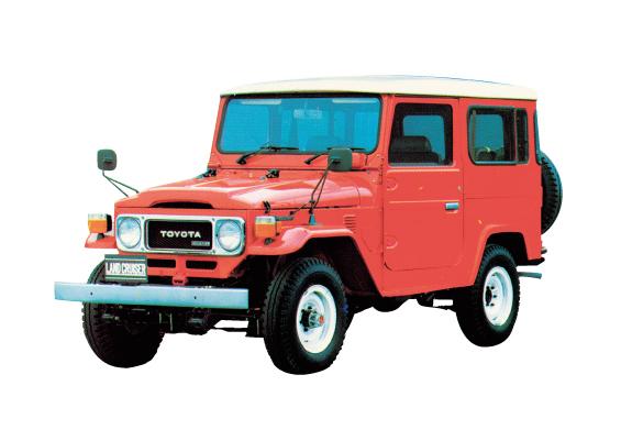 Toyota начнет производство запчастей для 60-летнего Land Cruiser 40