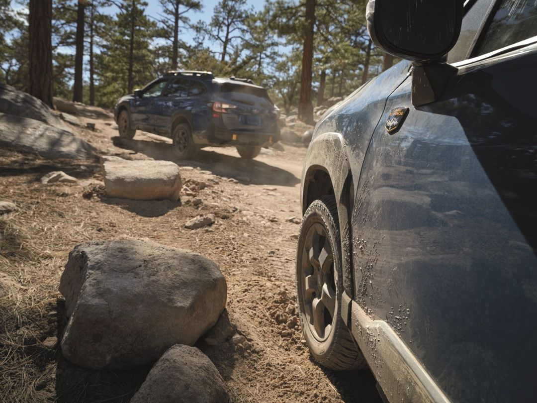 Компания Subaru анонсировала новый внедорожный Forester Wilderness