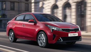 Автомобиль KIA Rio может покинуть рынок после 2022 года из-за низкого спроса в США