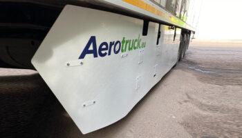Резидент Сколково «Аэротрак» предложил сэкономить на грузовике до 150 тысяч в год из-за «юбки»