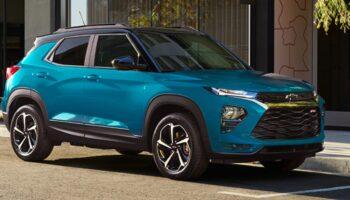 Новый кроссовер Chevrolet Trailblazer будет продаваться в России по цене от 2 млн рублей