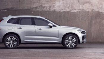 Volvo показала падение мировых продаж на 8,7% за июль 2021 года