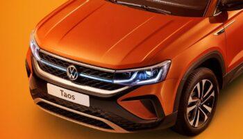 В России кроссовер Volkswagen Taos получит недорогую версию с АКПП