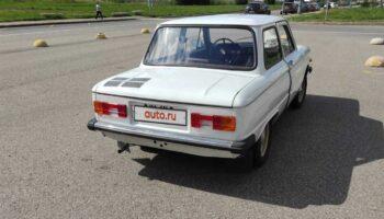 ЗАЗ 968М за 1,2 млн рублей продают на сайте объявлений в РФ