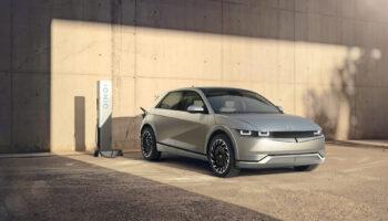 Бренд Hyundai привезет в Россию электромобиль Ioniq 5 в 2022 году