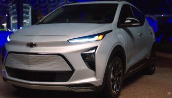 GM отзывает электромобили Chevrolet Bolt в США из-за пожаров даже после первого ремонта