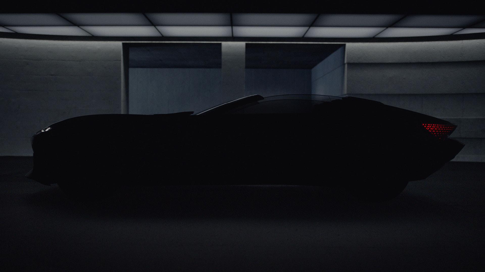 Audi объявил дату презентации электрического кабриолет-родстера Skysphere