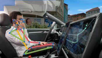 Новый ИИ анализирует готовность водителя взять управление автомобилем на автопилоте на себя