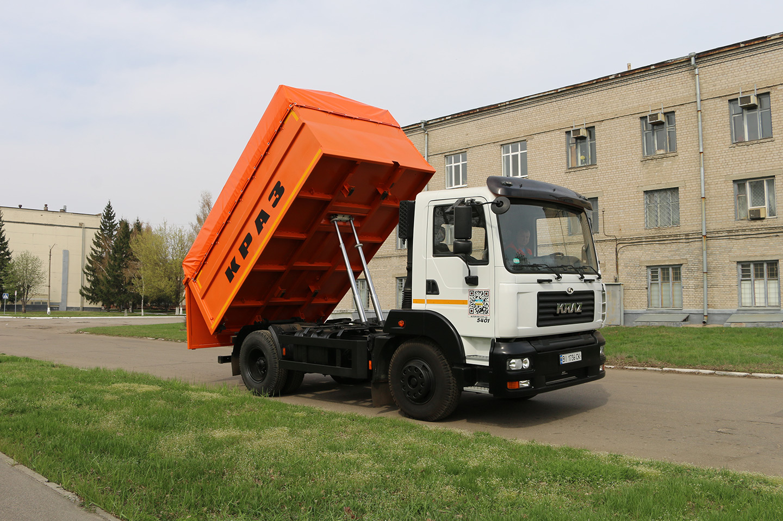 Украинский производитель «КрАЗ» продал три грузовика впервые за много лет в 2021 году