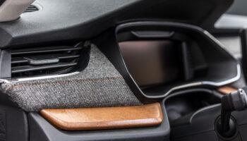 Компания Skoda патентует интерьер автомобиля из сахарной свеклы и тростника