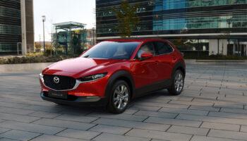 Кроссовер Mazda CX-30 покинул российский рынок из-за дефицита чипов в 2021 году