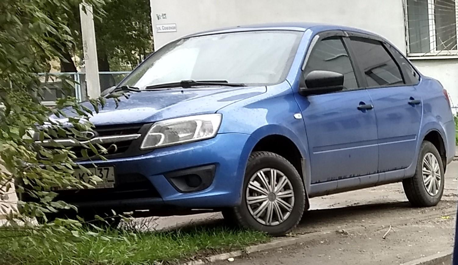 «CarsWeek» перечислил 5 самых дешевых новых автомобилей в России в сентябре 2021 года