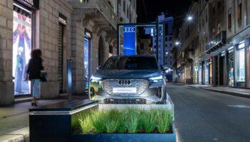 Audi покажет концептуальный электромобиль Audi A6 e-tron на Неделе дизайна в Милане
