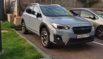 Четыре модели автомобилей Subaru подорожали в России на 40 тыс. рублей в сентябре 2021 года