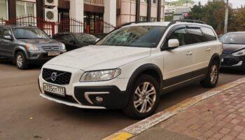 Volvo подняла цены на два своих кроссовера XC60 и XC90 в России на 100 тыс. рублей