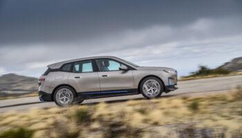 Компания BMW запретит автовладельцам в РФ открывать капот электрического iX