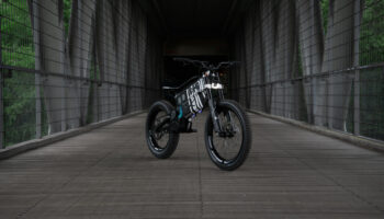 Компания BMW презентовала футуристичный электрический велосипед BMW Motorrad Vision AMBY