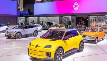 Renault выставит в Мюнхене на IAA Mobility предсерийный образец электромобиля Renault 5