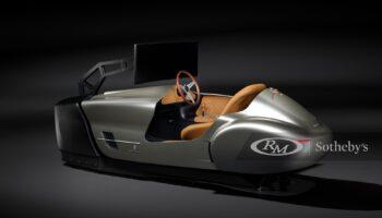 Компания Pininfarina представила симулятор вождения Leggenda eClassic за 164 тысячи долларов