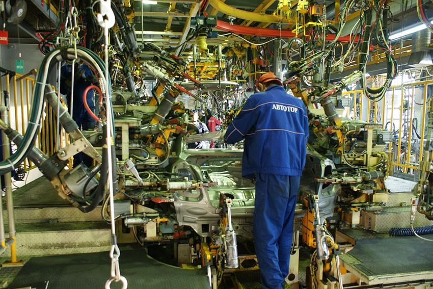 Продажи электрокара Автотор калининградской сборки за 1,5 млн рублей стартуют в РФ в 2024 году