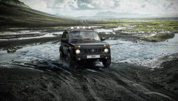 АВТОВАЗ объявил старт продаж нового внедорожника Lada Niva в версии Bronto в 2021 году