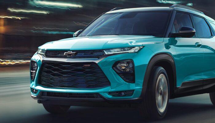 «За рулем» перечислил 3 минуса и 1 плюс нового кроссовера Chevrolet Trailblazer в РФ