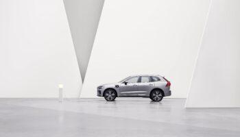Продажи автомобилей Volvo снизились на 3,8% в России в сентябре 2021 года