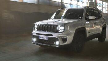 Кроссовер Jeep Renegade покинул рынок России в 2021 году