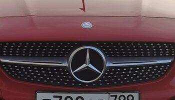 Производство суперкаров Mercedes-AMG GT Coupe и Roadster прекратится в конце 2021 года